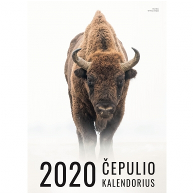 Čepulio Kalendorius 2020