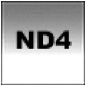 Cokin ND4 Gradual Z121M