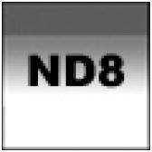 Cokin ND8 Gradual Z121