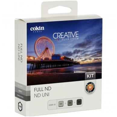 Cokin H300-01 Full ND filtrų rinkinys 2