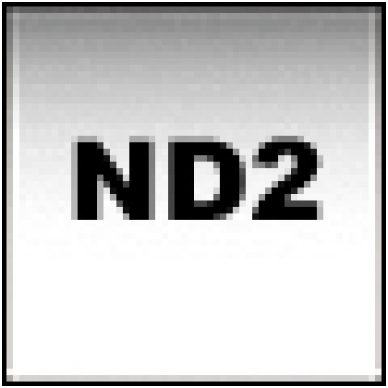 Cokin ND2 Gradual P121L 3