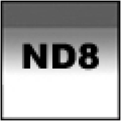 Cokin ND8 Gradual P121 2
