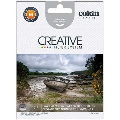 Cokin ND8 Gradual P121F 2