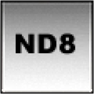 Cokin ND8 Gradual P121F 3