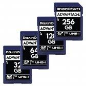 Delkin SDHC/XC Advantage 660X