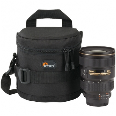 Objektyvo dėklas Lowepro Lens Case 11x11cm 2