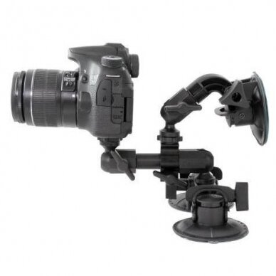 Delkin Fat Gecko Suction Cup 3-Arm 2