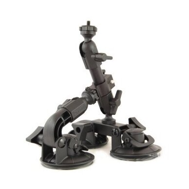 Delkin Fat Gecko Suction Cup 3-Arm