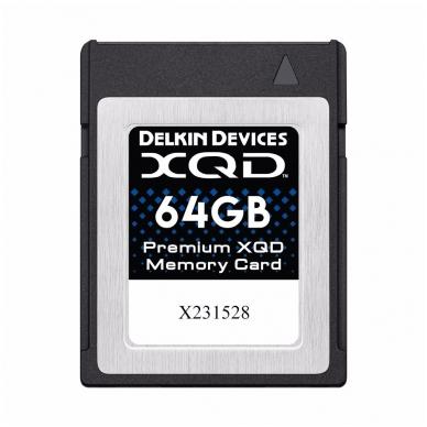 Delkin Premium XQD 2933x