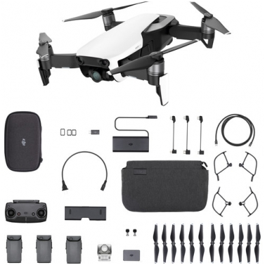 DJI MAVIC AIR Fly More Combo 2