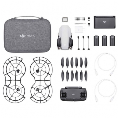 DJI Mavic Mini Fly More Combo 8
