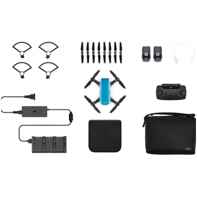 DJI SPARK Fly More Combo 4