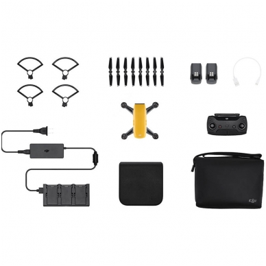 DJI SPARK Fly More Combo 5