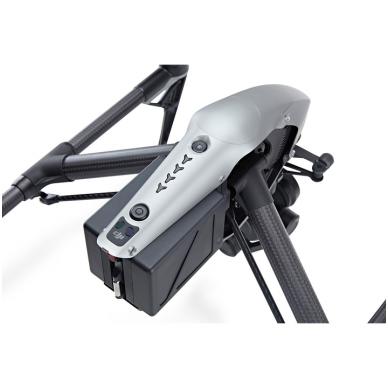 Dronas DJI Inspire 2 (be kameros) 5