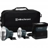 Elinchrom ELB 500 TTL Dual To Go Flash Set (10310.1)