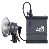 Elinchrom Quadra ELB 400 One Pro Head To Go (10413)