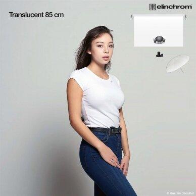 Elinchrom Eco Translucent Umbrella (26351) 2