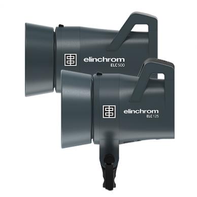 Elinchrom ELC 125/500 Set (20762.2) 2