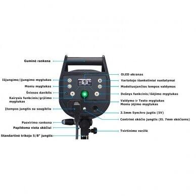 Elinchrom ELC Pro HD 500 (20613.1) 8
