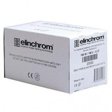 Elinchrom Modeling Lamp 100W, 196V (23002) 2