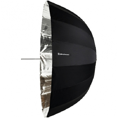 Elinchrom Deep Umbrella Silver (105/125cm) 3