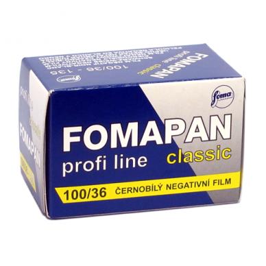 Fomapan Classic 100 135/36