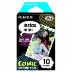 FujiFilm Instax mini film 10 Comic