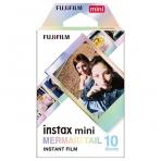 FujiFilm Instax Mini film 10 MERMAID TAIL