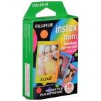 FujiFilm Instax mini Rainbow 10 lapelių