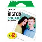 Fujifilm Instax SQUARE GLOSSY 2x10 lapelių