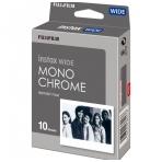 FujiFilm Instax Wide MONOCHROME 10 lapelių