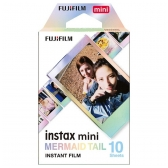 FujiFilm Instax Mini film 10 MERMAID TAIL