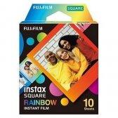 Fujifilm Instax Square Rainbow (10 lapelių)