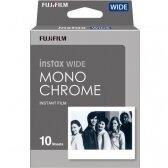 FujiFilm Instax Wide MONOCHROME (10 lapelių)