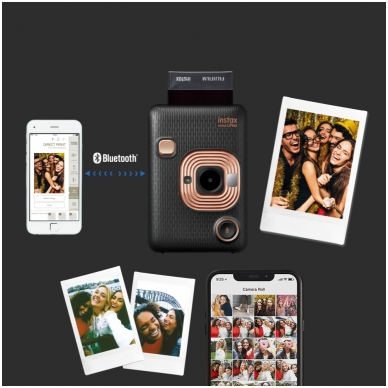 Fujifilm Instax LiPlay 5