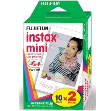 FujiFilm Instax mini film 2x10 lapelių