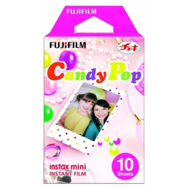 FujiFilm Instax mini film 10 Candy Pop