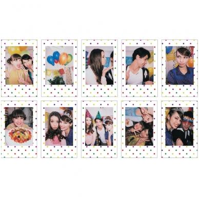 FujiFilm Instax mini film 10 Candy Pop 2