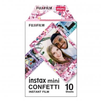 FujiFilm Instax mini film 10 Confetti