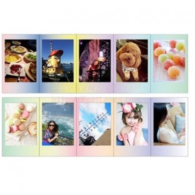 FujiFilm Instax mini film 10 Macaron 2