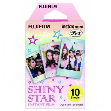 FujiFilm Instax mini film 10 Shiny star