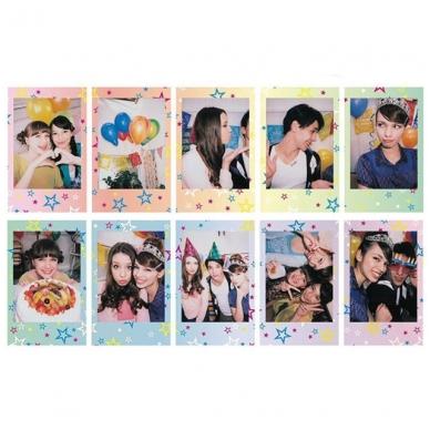 FujiFilm Instax mini film 10 Shiny star 2