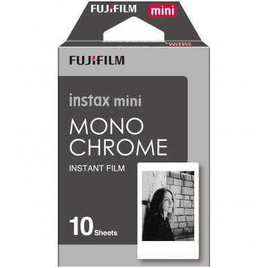 FujiFilm Instax  Mini MONOCHROME 10 lapelių