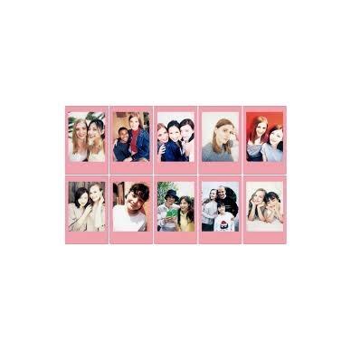 FujiFilm instax mini PINK LEMONADE 10 lapelių 2