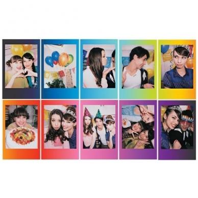 FujiFilm Instax mini Rainbow 10 lapelių 3