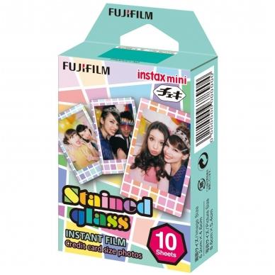 FujiFilm Instax mini Stained Glass 10 lapelių