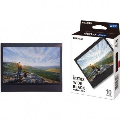Fujifilm Instax Square Black Frame (10 lapelių)