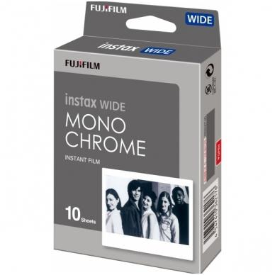 FujiFilm Instax Wide MONOCHROME (10 lapelių) 2