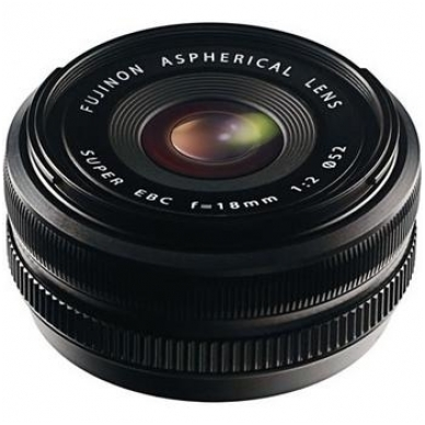 Fujinon XF 18mm F2 R