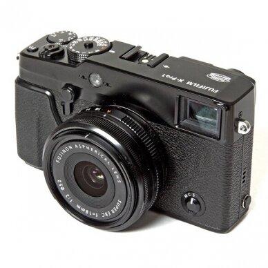 Fujinon XF 18mm f2 R 4